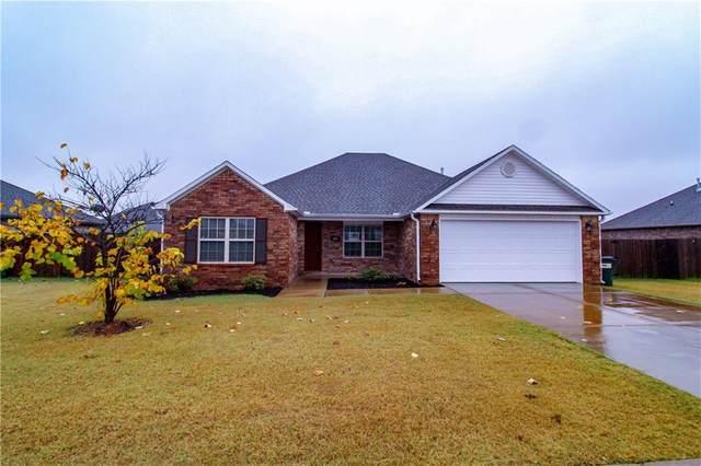 601 Lasso Lane, Centerton, AR 72719 (MLS #1164614) :: McNaughton Real Estate