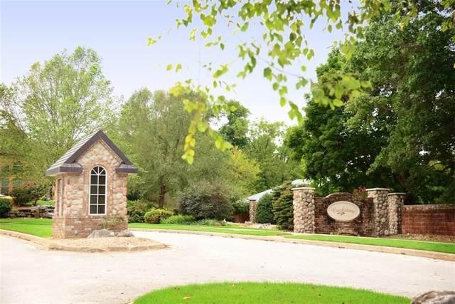 Lot 20 NW Creekstone Boulevard, Bentonville, AR 72712 (MLS #1164664) :: McNaughton Real Estate