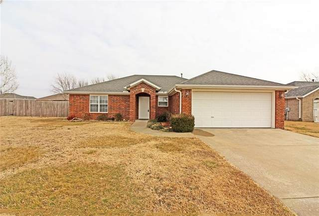 1029 Applewood Circle, Centerton, AR 72719 (MLS #1164667) :: McNaughton Real Estate