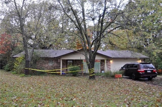2133 N Winwood Drive, Fayetteville, AR 72703 (MLS #1164675) :: McNaughton Real Estate