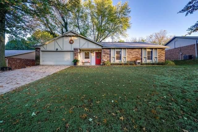 2603 Oak Street, Rogers, AR 72758 (MLS #1164676) :: McNaughton Real Estate