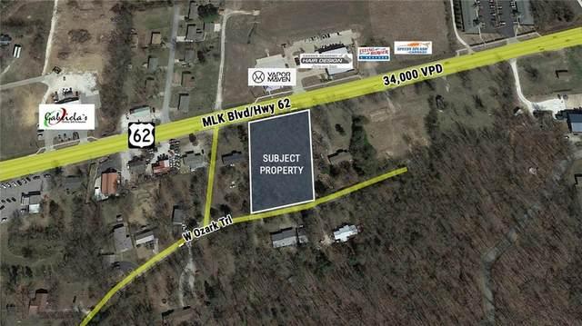 Mlk Jr. Boulevard, Fayetteville, AR 72704 (MLS #1164703) :: McNaughton Real Estate