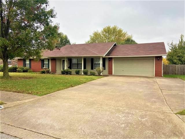 1502 Jennifer Street, Springdale, AR 72762 (MLS #1164722) :: Annette Gore Team   RE/MAX Real Estate Results