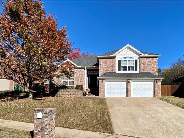 3434 Amberwood Street, Springdale, AR 72762 (MLS #1164738) :: McNaughton Real Estate
