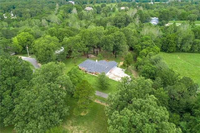 16450 Highpoint Acres Road, Springdale, AR 72764 (MLS #1164778) :: McNaughton Real Estate