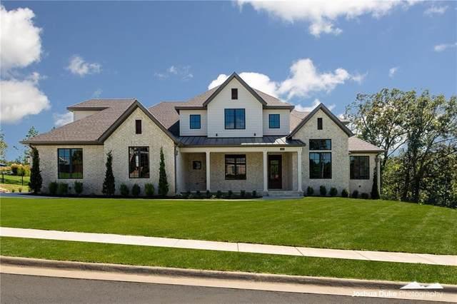 5131 E Saddleridge Drive, Fayetteville, AR 72703 (MLS #1164804) :: McNaughton Real Estate