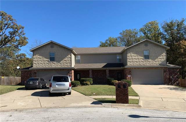 600 & 602 NW 17th Court, Bentonville, AR 72712 (MLS #1164842) :: Annette Gore Team | RE/MAX Real Estate Results