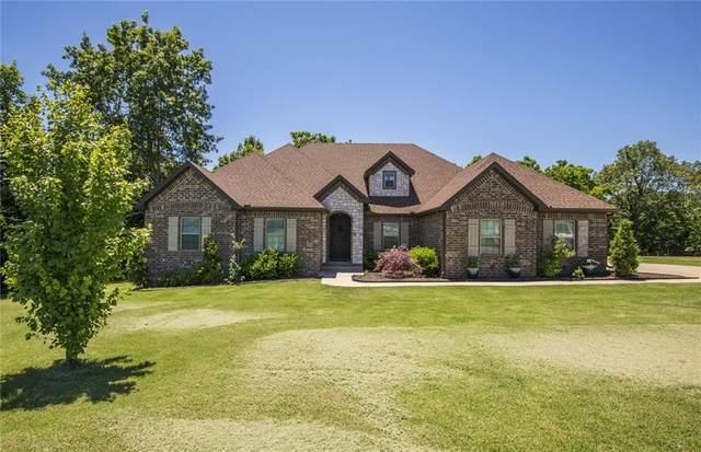 1166 Trail Bluff Drive, Fayetteville, AR 72703 (MLS #1164858) :: McNaughton Real Estate