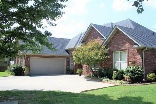 3838 Riverbend Drive, Fayetteville, AR 72703 (MLS #1164860) :: McNaughton Real Estate