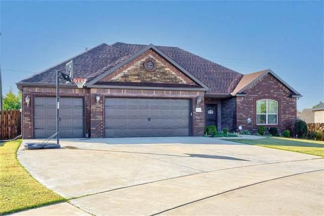 4303 SW Beech Lane, Bentonville, AR 72713 (MLS #1164863) :: McNaughton Real Estate