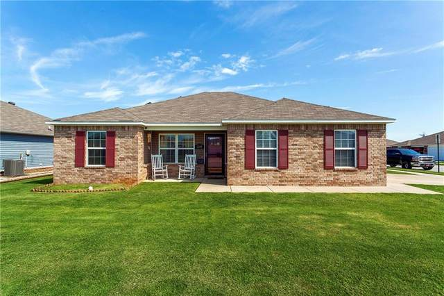 1209 S Gentle Valley Drive, Fayetteville, AR 72704 (MLS #1164870) :: McNaughton Real Estate
