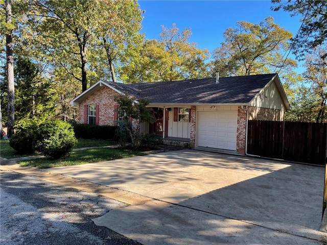 23 Hayes Avenue, Eureka Springs, AR 72632 (MLS #1164876) :: Annette Gore Team | RE/MAX Real Estate Results