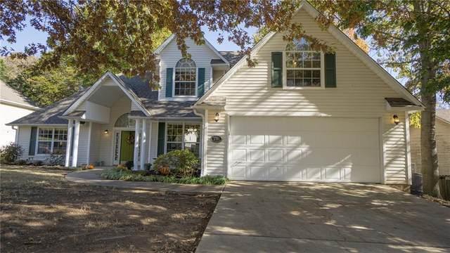 2784 N Raintree Drive, Fayetteville, AR 72703 (MLS #1165005) :: McNaughton Real Estate