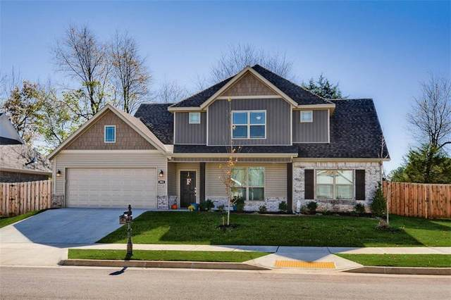 381 W Kinniburgh Drive, Farmington, AR 72730 (MLS #1165015) :: Annette Gore Team   RE/MAX Real Estate Results
