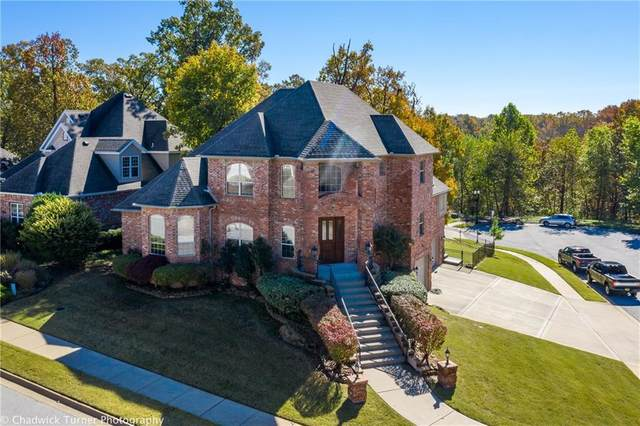 3900 NE Cadbury Avenue, Bentonville, AR 72712 (MLS #1165092) :: McNaughton Real Estate