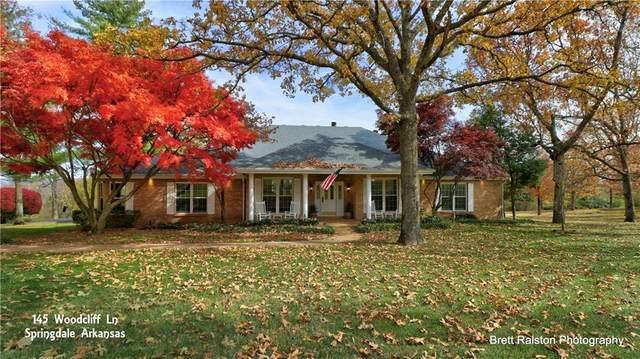 145 Woodcliff Lane, Springdale, AR 72764 (MLS #1166204) :: McNaughton Real Estate