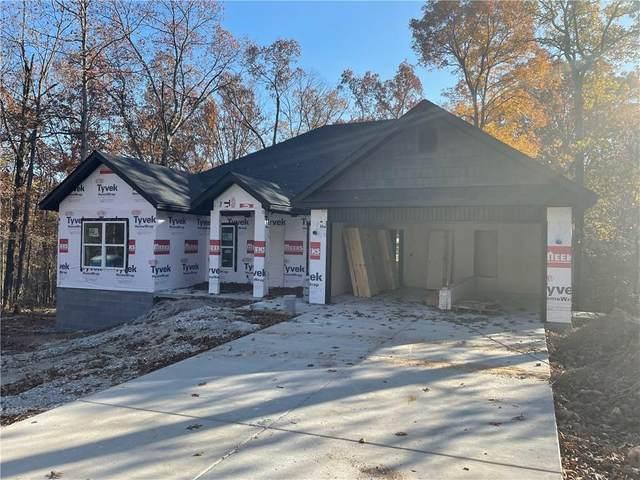14 Burnham Drive, Bella Vista, AR 72715 (MLS #1166236) :: McNaughton Real Estate