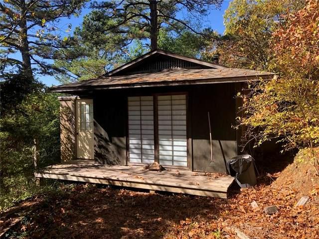 1115 County Road 266, Eureka Springs, AR 72631 (MLS #1166341) :: McNaughton Real Estate