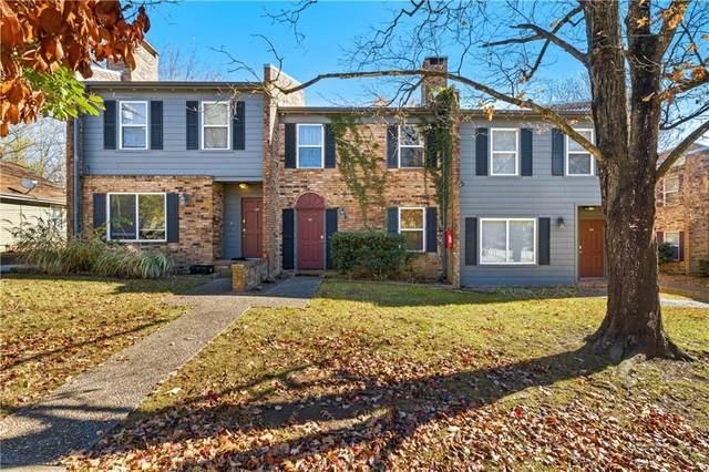 280 S Hill Avenue, Fayetteville, AR 72701 (MLS #1166348) :: McNaughton Real Estate