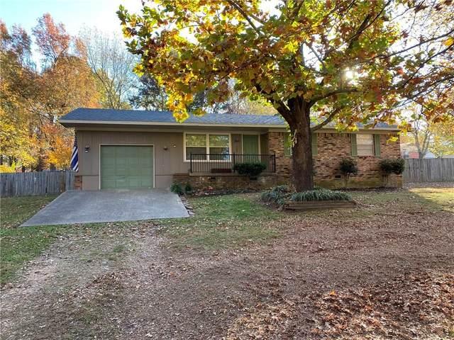 207 Armstrong Street, Prairie Grove, AR 72753 (MLS #1166382) :: McNaughton Real Estate