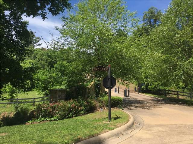 Lot 13 Clubview Lane, Siloam Springs, AR 72761 (MLS #1166413) :: Five Doors Network Northwest Arkansas