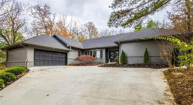 1007 Oaks Manor Drive, Fayetteville, AR 72703 (MLS #1166475) :: McNaughton Real Estate