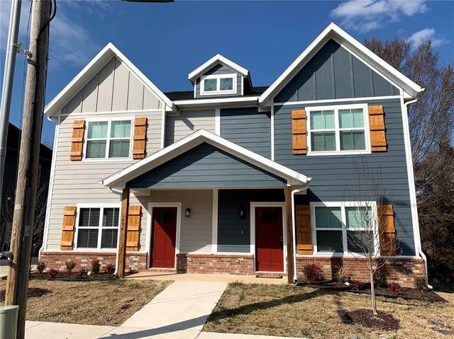 1452 & 1454 W Sligo Street, Fayetteville, AR 72701 (MLS #1166531) :: McNaughton Real Estate