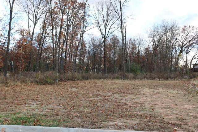 W Kingbird Court, Bentonville, AR 72713 (MLS #1166633) :: McNaughton Real Estate