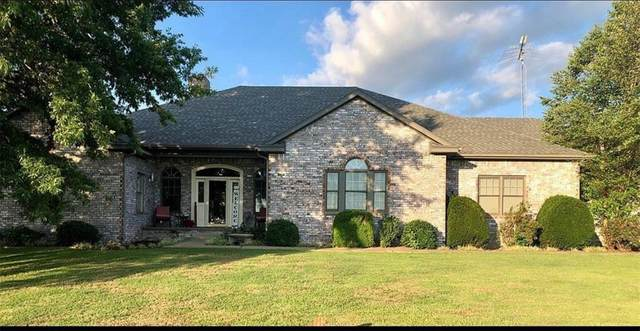 21308 Charlie Thurman Road, Summers, AR 72769 (MLS #1166696) :: McNaughton Real Estate