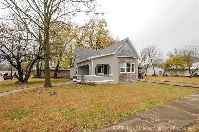 1116 W Elm Street, Westville, OK 74965 (MLS #1166789) :: Annette Gore Team   RE/MAX Real Estate Results