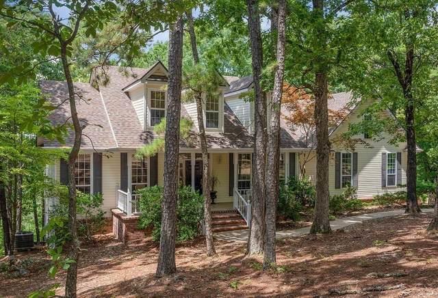 452 County Road 209, Eureka Springs, AR 72632 (MLS #1166790) :: McNaughton Real Estate
