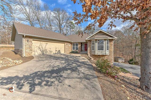 1 Boscastle Lane, Bella Vista, AR 72714 (MLS #1166810) :: Annette Gore Team   RE/MAX Real Estate Results