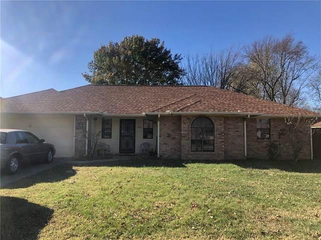 1008 Lyndale Street, Siloam Springs, AR 72761 (MLS #1166850) :: McNaughton Real Estate
