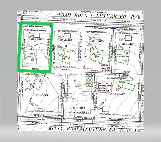 Noah Road Lot 4, Gravette, AR 72736 (MLS #1166945) :: McNaughton Real Estate