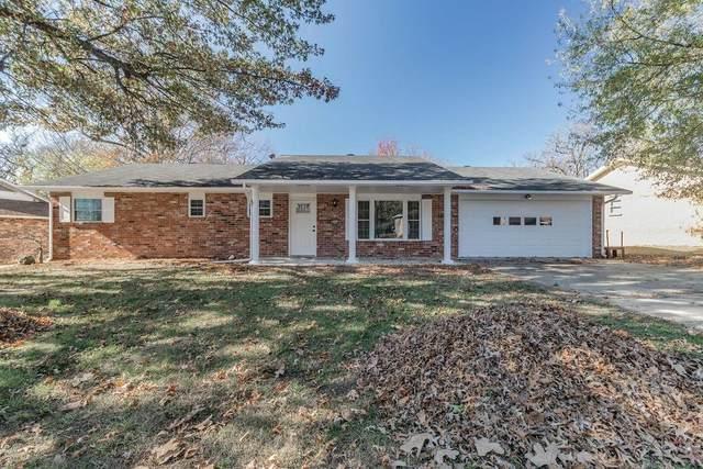 2606 Eidson Street, Springdale, AR 72762 (MLS #1167004) :: McNaughton Real Estate