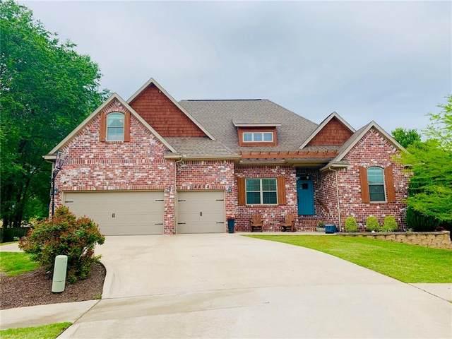 4205 Cascade, Bentonville, AR 72712 (MLS #1167092) :: Annette Gore Team | RE/MAX Real Estate Results