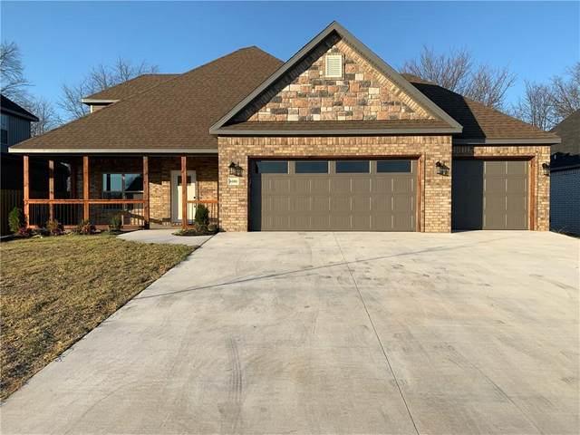 4300 SW Plumley Avenue, Bentonville, AR 72713 (MLS #1167133) :: McNaughton Real Estate