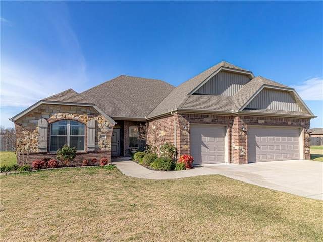 14909 Southern View Drive, Siloam Springs, AR 72761 (MLS #1167134) :: McNaughton Real Estate