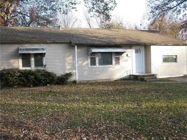 1010 Parker Avenue, Springdale, AR 72764 (MLS #1167137) :: McNaughton Real Estate