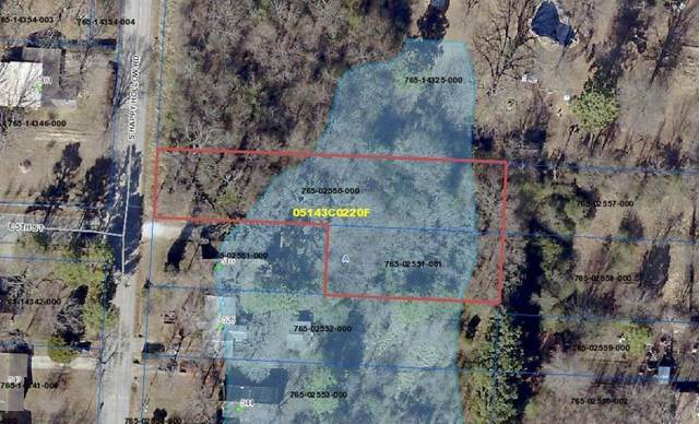 S Happy Hollow Road, Fayetteville, AR 72701 (MLS #1167174) :: McNaughton Real Estate