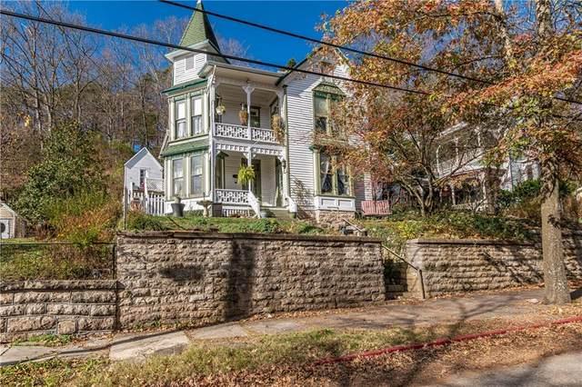 254 Spring Street, Eureka Springs, AR 72632 (MLS #1167180) :: Annette Gore Team | RE/MAX Real Estate Results