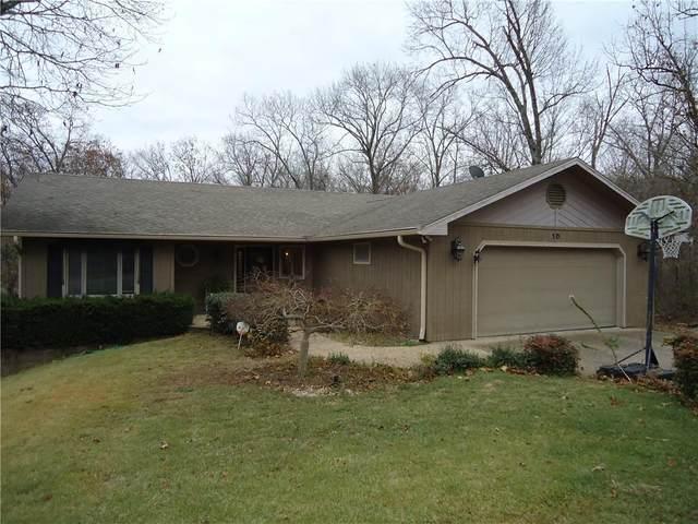10 Brentwood Drive, Bella Vista, AR 72715 (MLS #1167228) :: McNaughton Real Estate