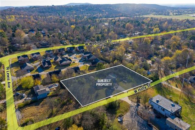 1805 W Holly Street, Fayetteville, AR 72703 (MLS #1167320) :: McNaughton Real Estate