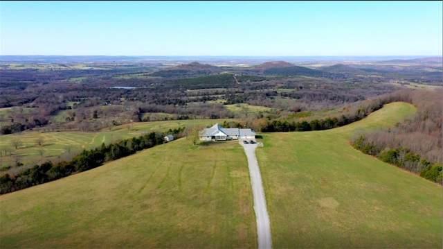 1503 County Road 447, Berryville, AR 72616 (MLS #1167327) :: Five Doors Network Northwest Arkansas