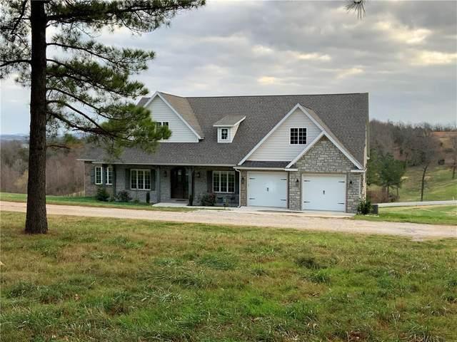 228 Summer Hill Drive, Huntsville, AR 72740 (MLS #1167366) :: McNaughton Real Estate