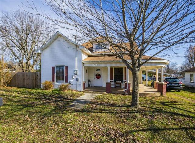 116 N Carter Avenue, Lincoln, AR 72744 (MLS #1167370) :: McNaughton Real Estate