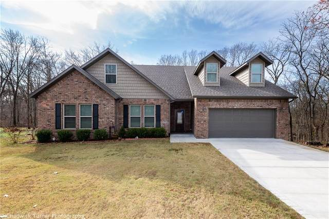 24 Brigadoon Drive, Bella Vista, AR 72715 (MLS #1167440) :: McNaughton Real Estate
