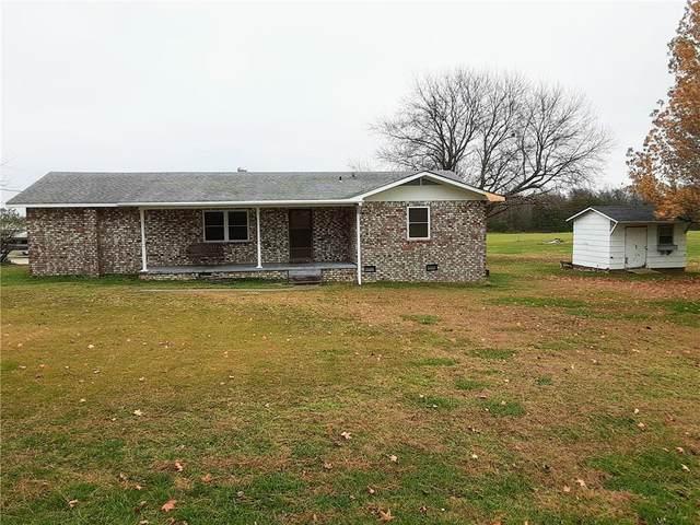101 County Road 850, Green Forest, AR 72638 (MLS #1167448) :: Five Doors Network Northwest Arkansas