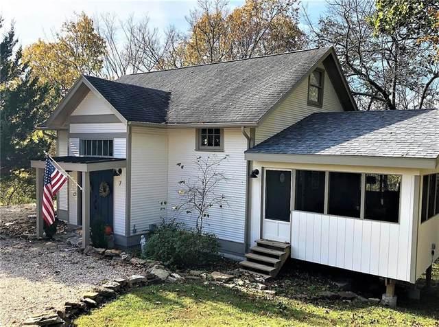 7 Gretna Green Road, Eureka Springs, AR 72632 (MLS #1167451) :: Five Doors Network Northwest Arkansas
