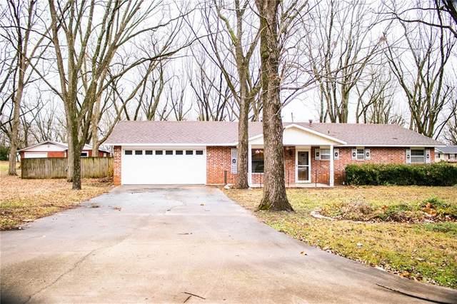 201 Border Street, Prairie Grove, AR 72753 (MLS #1167465) :: McNaughton Real Estate